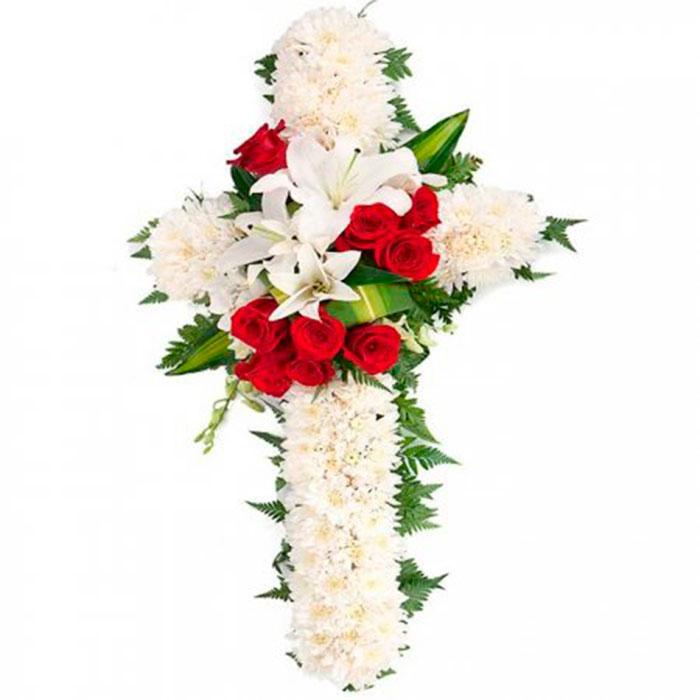 Corona-Cruz-Condolencia_Flores Cali es Cali