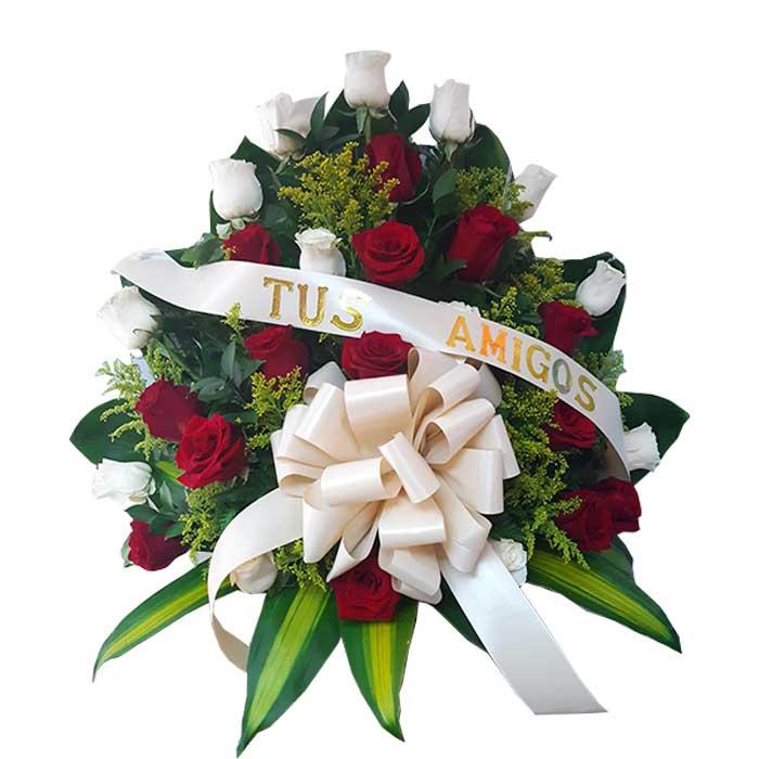Arreglo-funebre-Rosas-rojas-y-blancas_Floristerias-Flores-Cali-es-Cali