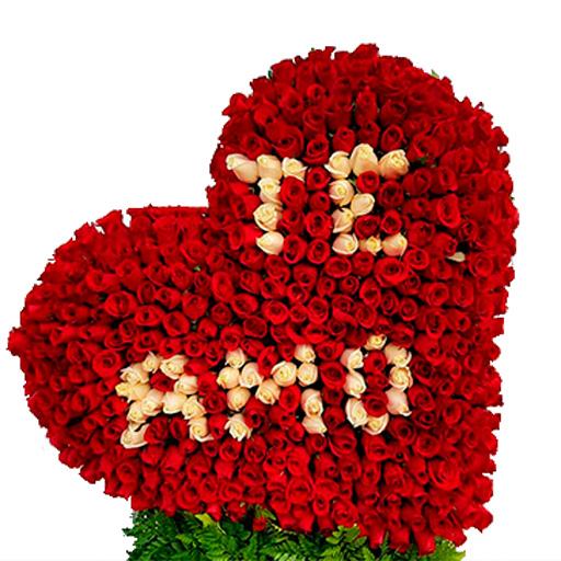 Propuesta-de-matrimonio-corazon-Floristerias-flores-Cali-es-Cali