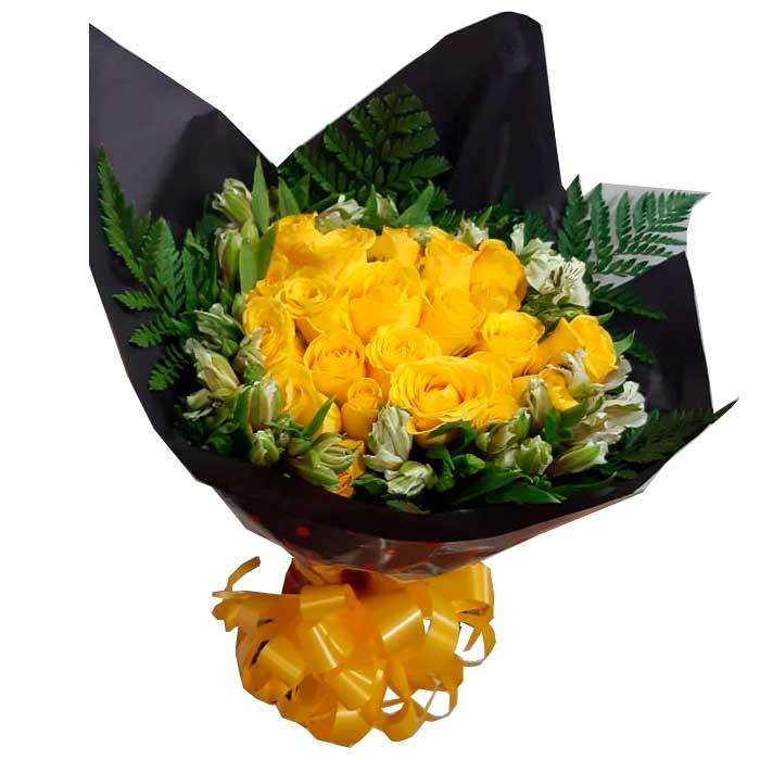 bouquet-Rosas-Amarillas_floristeria-Flores-Cali-es-Cali