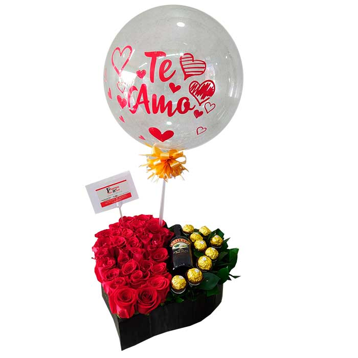 Corazon-Con-Chocolates-Flores-Cali
