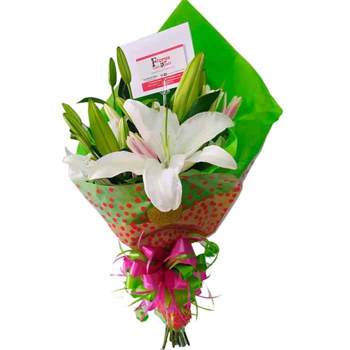 Bouquet-de-Lirios-Cali_Floristerias-en-cali