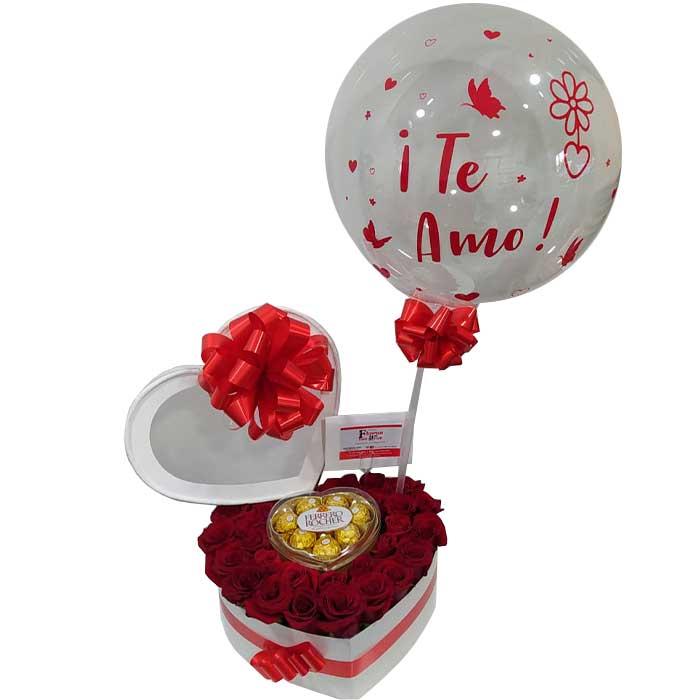 Ramo-de-Flores-Corazon-Te-Amo_Floristerias-En-cali